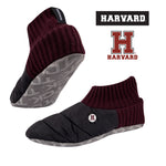 Harvard University Happy Camper Cozy Slipper Socks