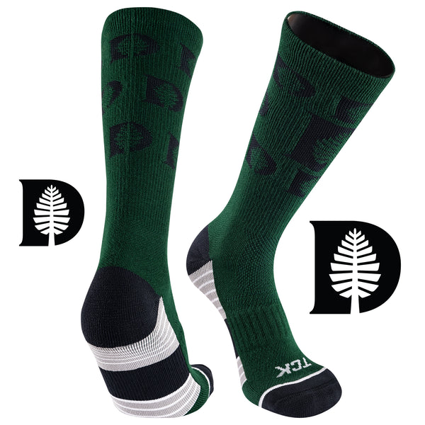 Dartmouth College Team Screamer Performance Athletic Crew Socks
