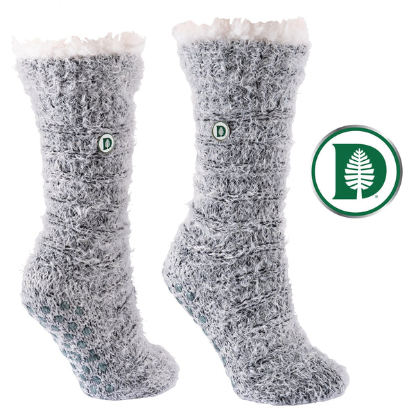 Dartmouth College Snow Christie Sherpa-Lined Cozy Slipper Socks