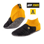Appalachian State University Happy Camper Cozy Slipper Socks