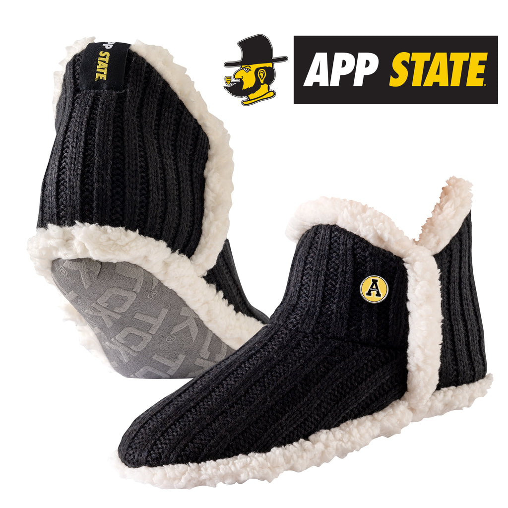 Appalachian State University Alpenglow Cozy Slipper Socks