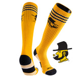 Appalachian State University Old School Over the Calf Performance Athletic Socks
