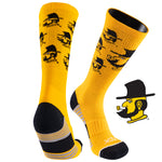 Appalachian State University Team Screamer Performance Athletic Crew Socks