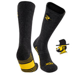 Appalachian State University Far Trek Full Cushion Pure Merino Wool Crew Socks