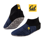 University of California Berkeley Happy Camper Cozy Slipper Socks