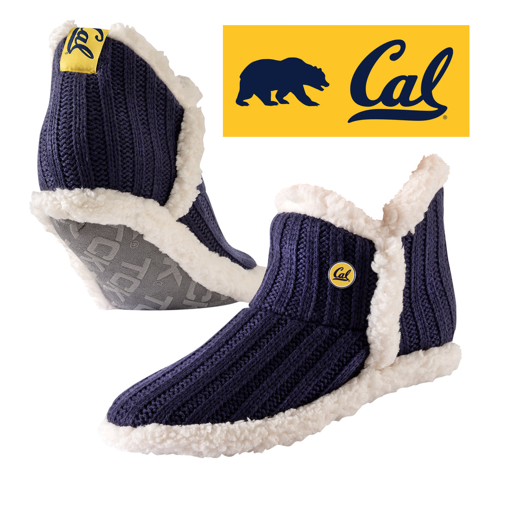 University of California Berkeley Alpenglow Cozy Slipper Socks