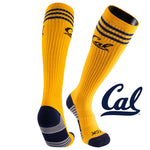 University of California Berkeley Old School Performance Athletic Socks