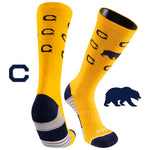 University of California Berkeley Team Screamer Performance Athletic Crew Socks