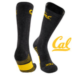 University of California Berkeley Far Trek Full Cushion Pure Merino Wool Crew Socks