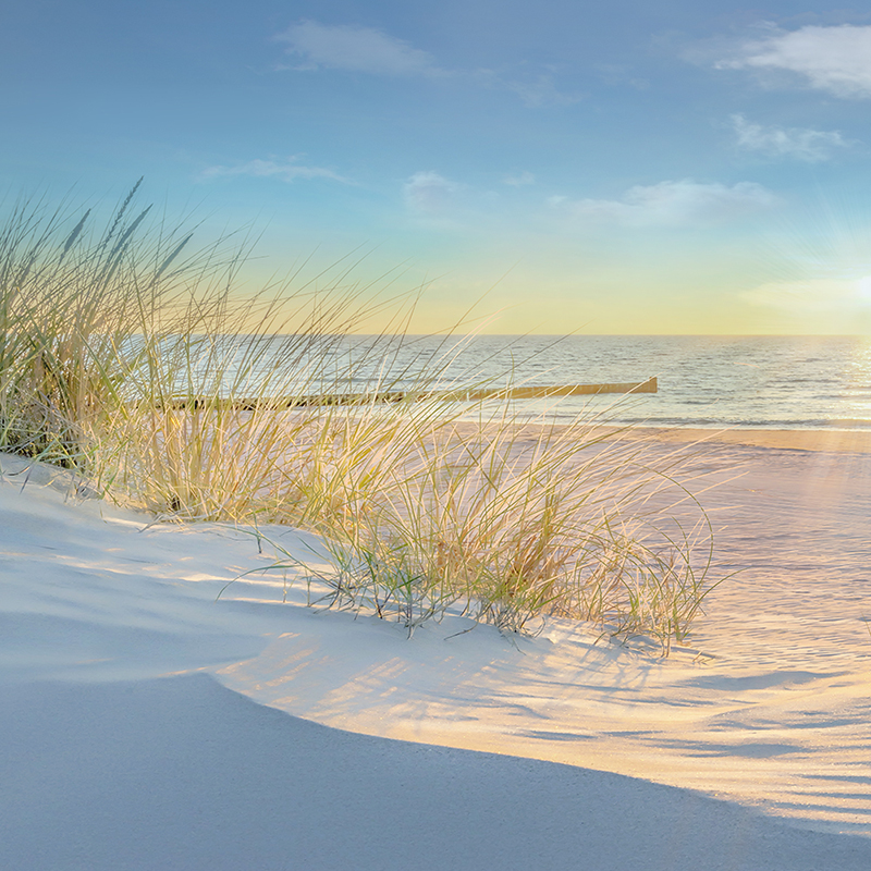 white sand sunset 01