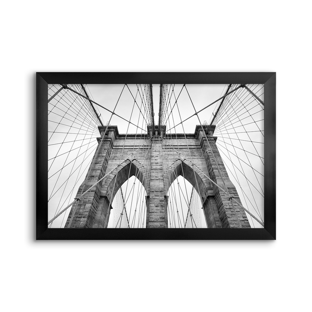 cityscape new york ~ brooklyn bridge 01