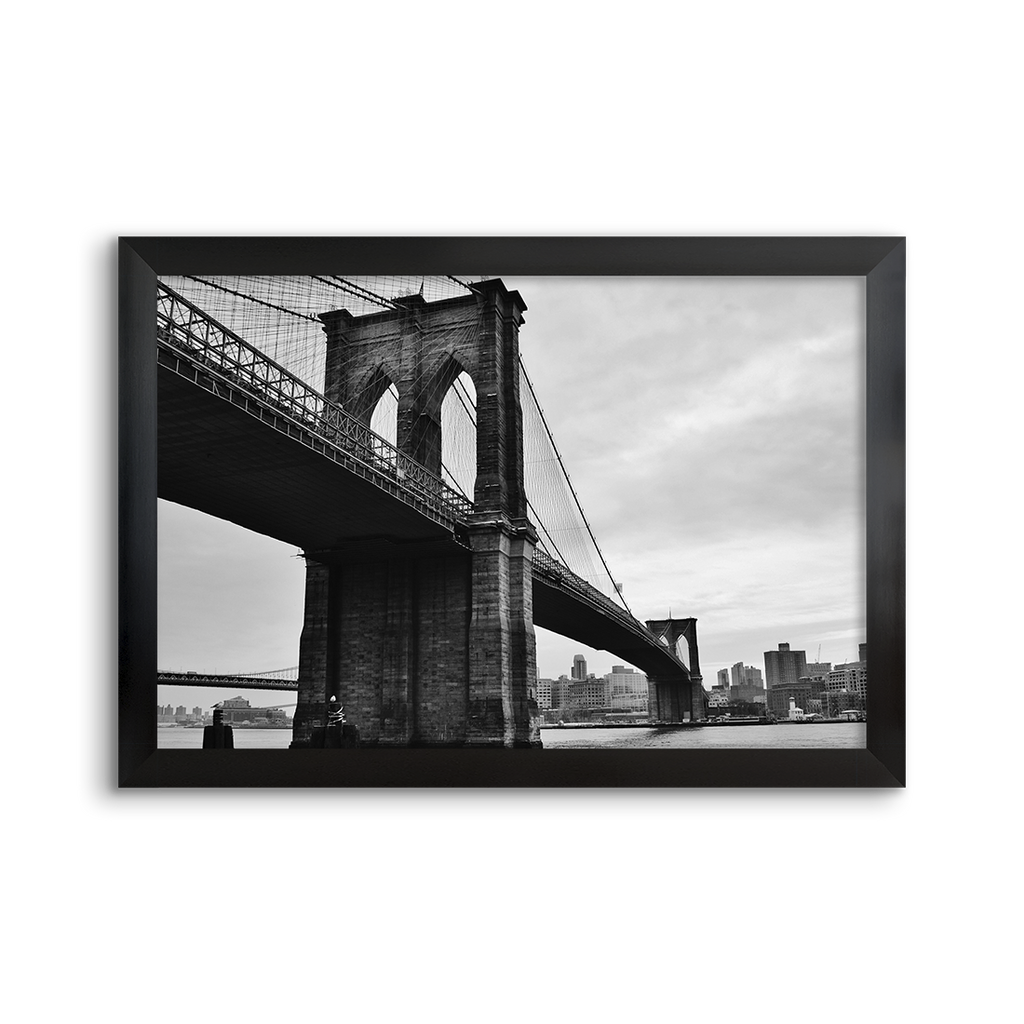 cityscape new york ~ brooklyn bridge 02