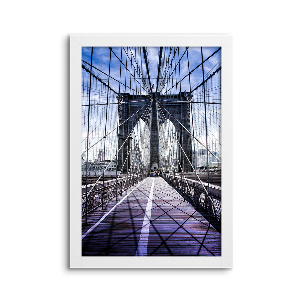 cityscape new york ~ brooklyn bridge 03