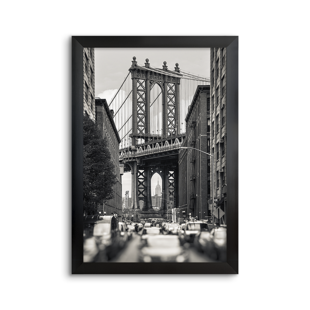 cityscape new york ~ manhattan bridge 01