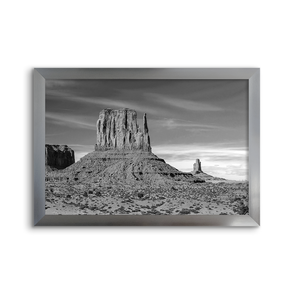 national parks ~ monument valley 02 ~ grey