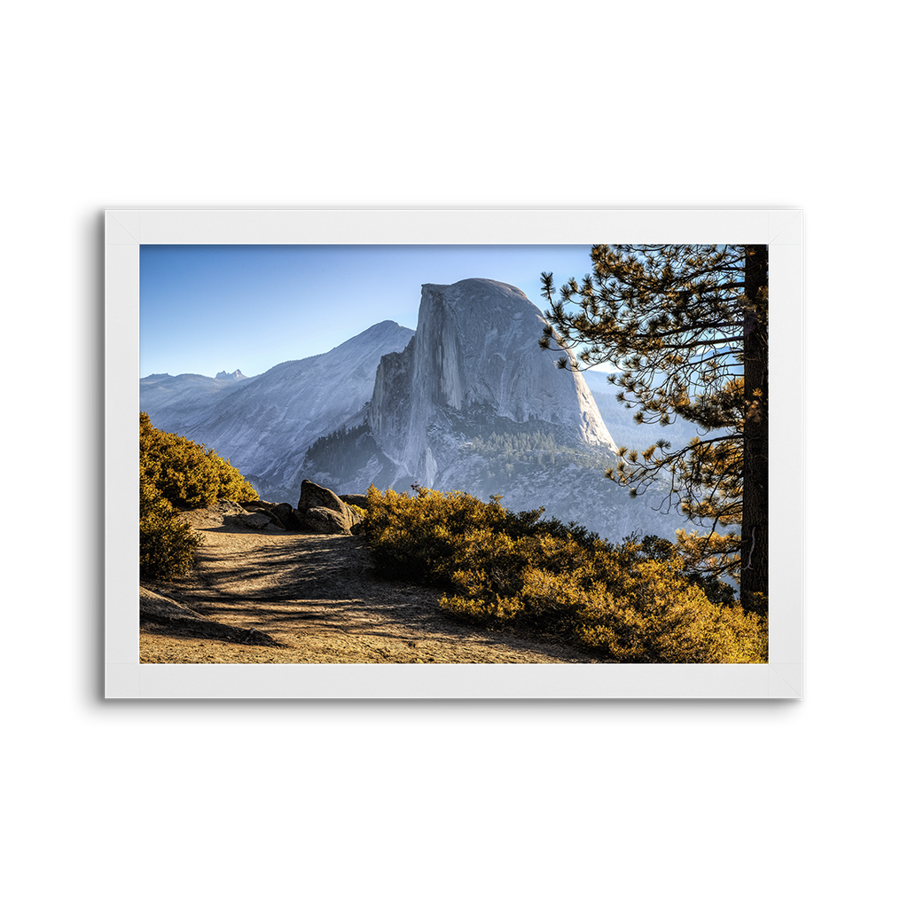 national parks ~ yosemite half dome