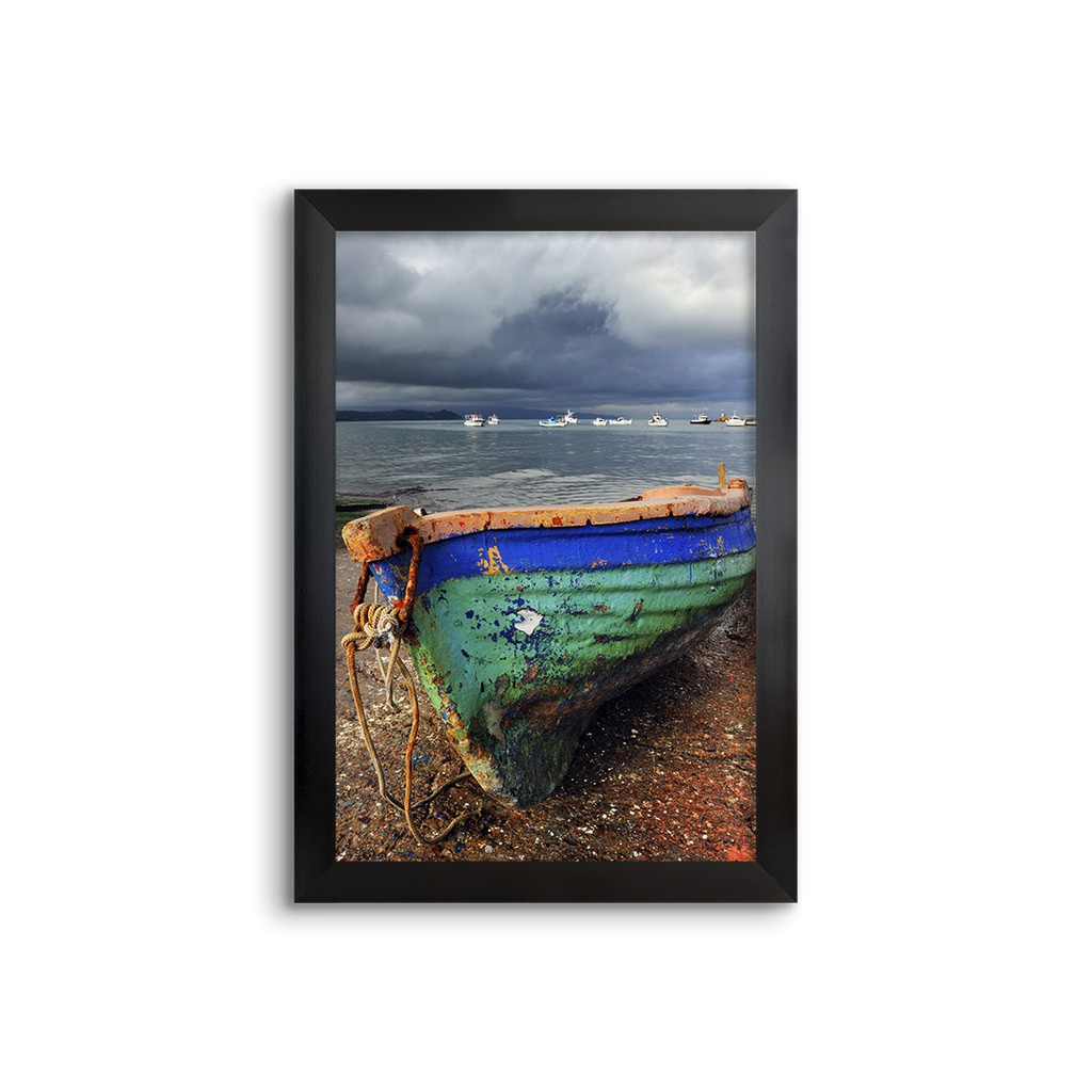 weathered fishing boat 01