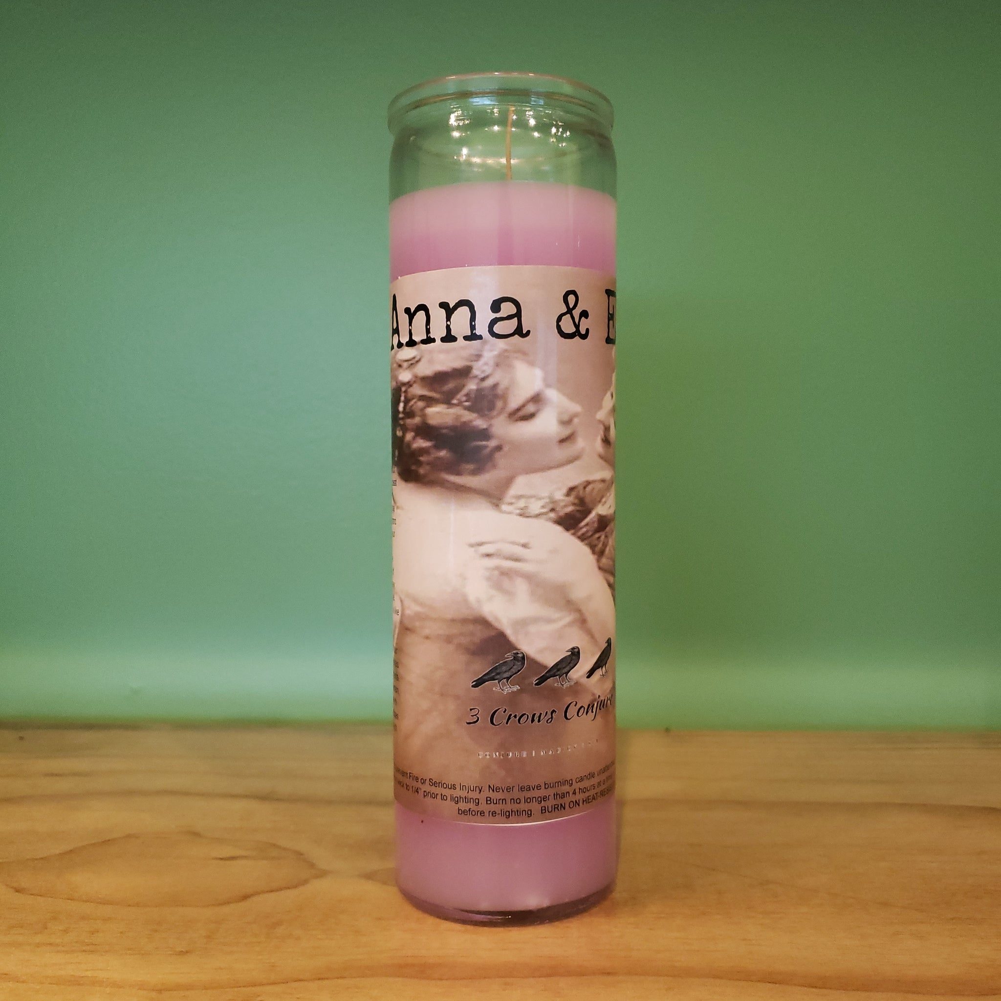 Anna & Eve 7 Day Fixed Candle