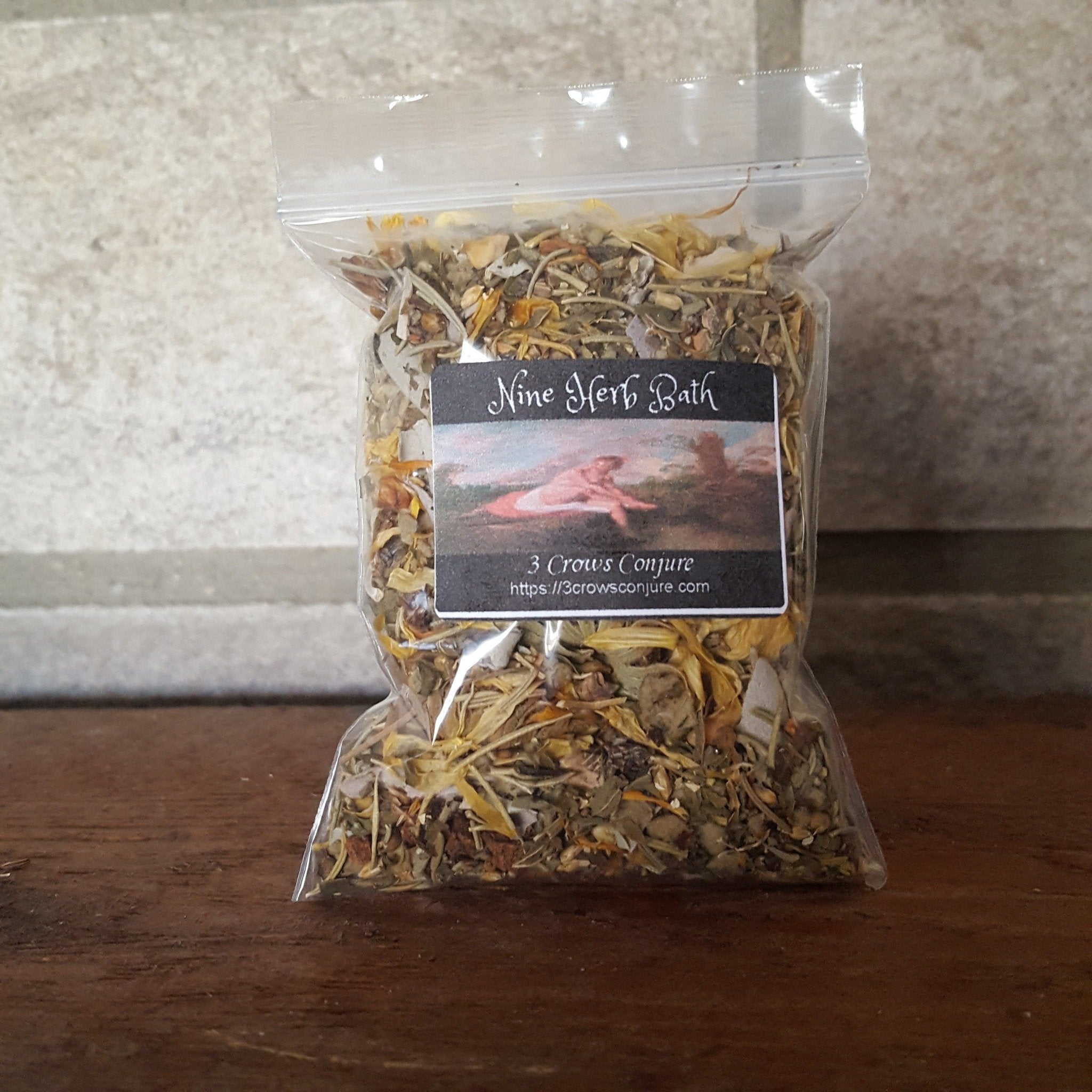 Nine Herb Bath (9 Day Supply)