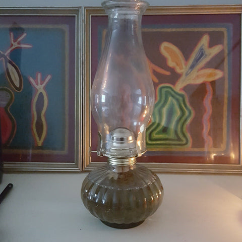 Hoodoo Money Oil Lamp Working
