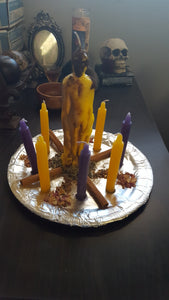Crown of Success Candle Working