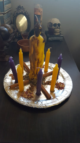 I Dominate My Woman Candle Working