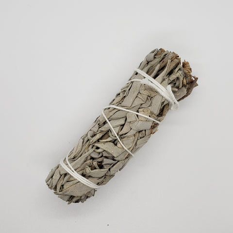 4 inch White Sage Smudge Sticks (Small)