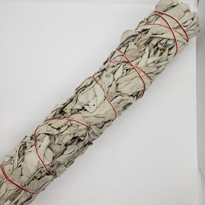 8.5 to 9 inch White Sage Smudge Sticks (Large)