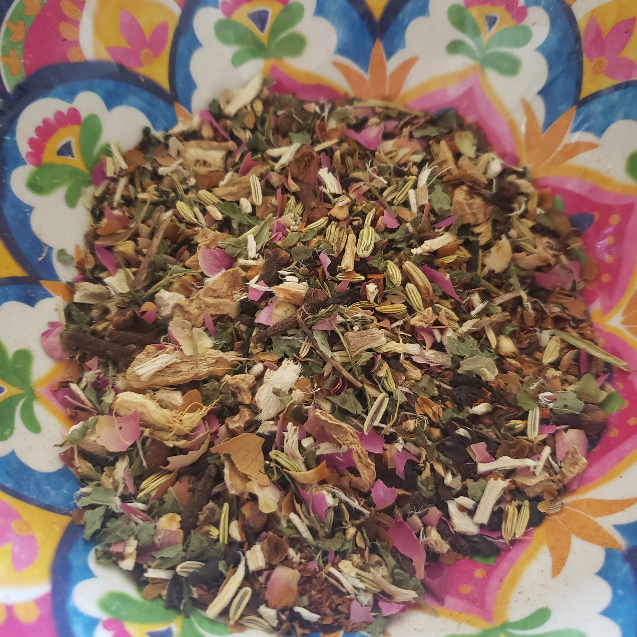 Oracle's Sight Tea Blend