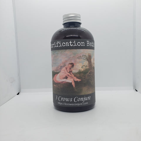 Purification Liquid Bath