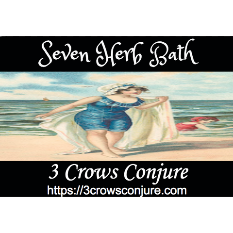 Seven Herb Bath (7 Day Supply)