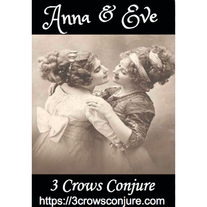 Anna & Eve Powder