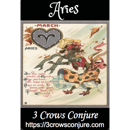 Aries Incense