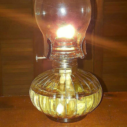 Hoodoo Success Oil Lamp Working