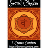 Sacral Chakra 7 Day Fixed Candle