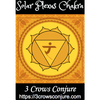 Solar Plexus Chakra 7 Day Fixed Candle