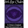 3rd Eye Chakra Candle Run Service