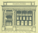 Hamiltons of Canterbury shop