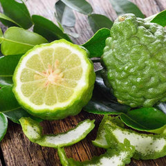 Bergamot fruit used to make essential oil for Sauvage copycat fragrances by Match Perfumes