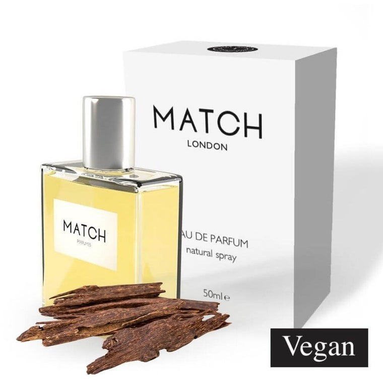Match 17 - inspired by Oud Wood