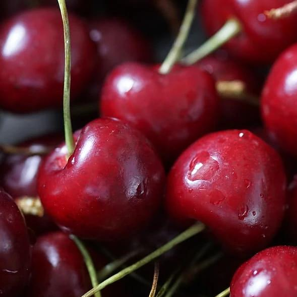 Cherry berries used to make essential oil for Lost Cherry copycat fragrances by Match Perfumes