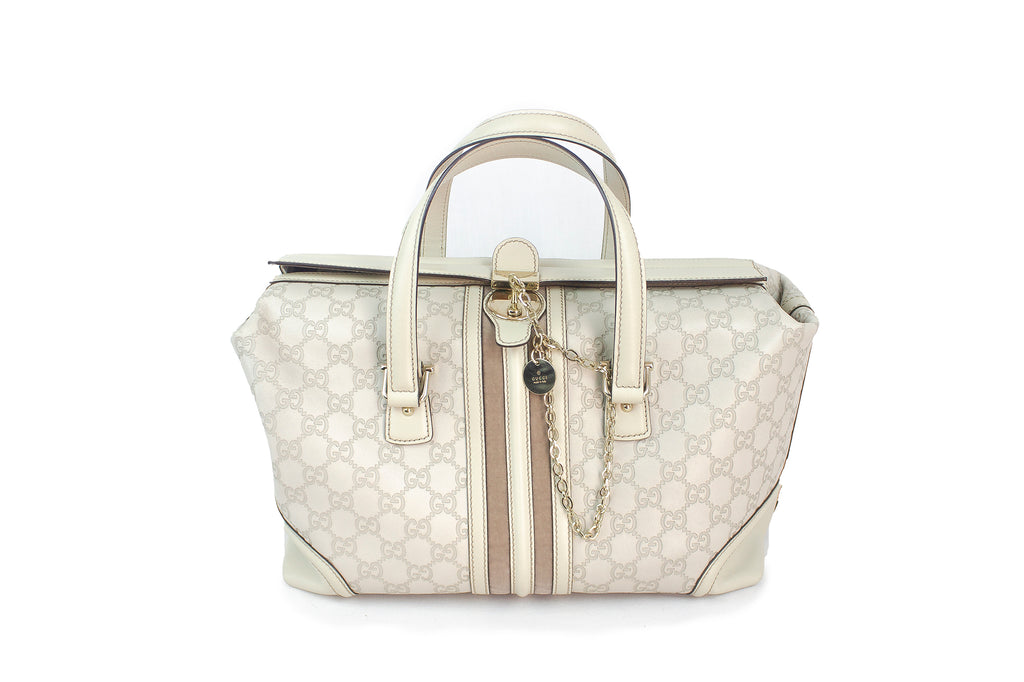 Gucci Monogram Handbag