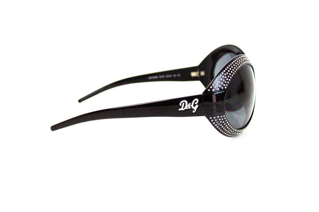Dolce & Gabbana Bug Eye Sunglasses