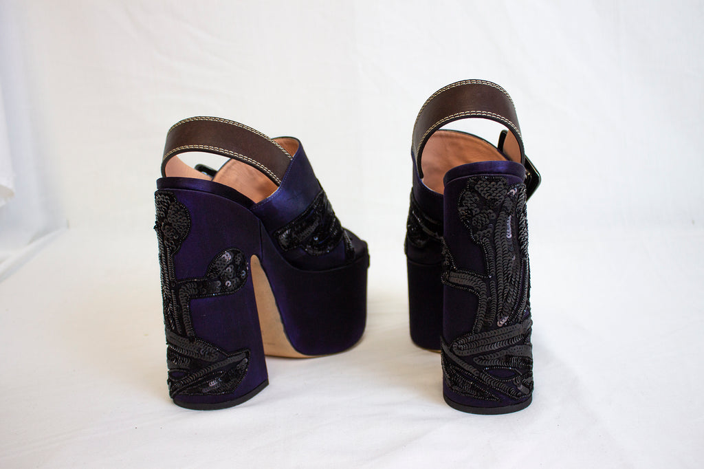 Rochas Sequence Heels | Size 6