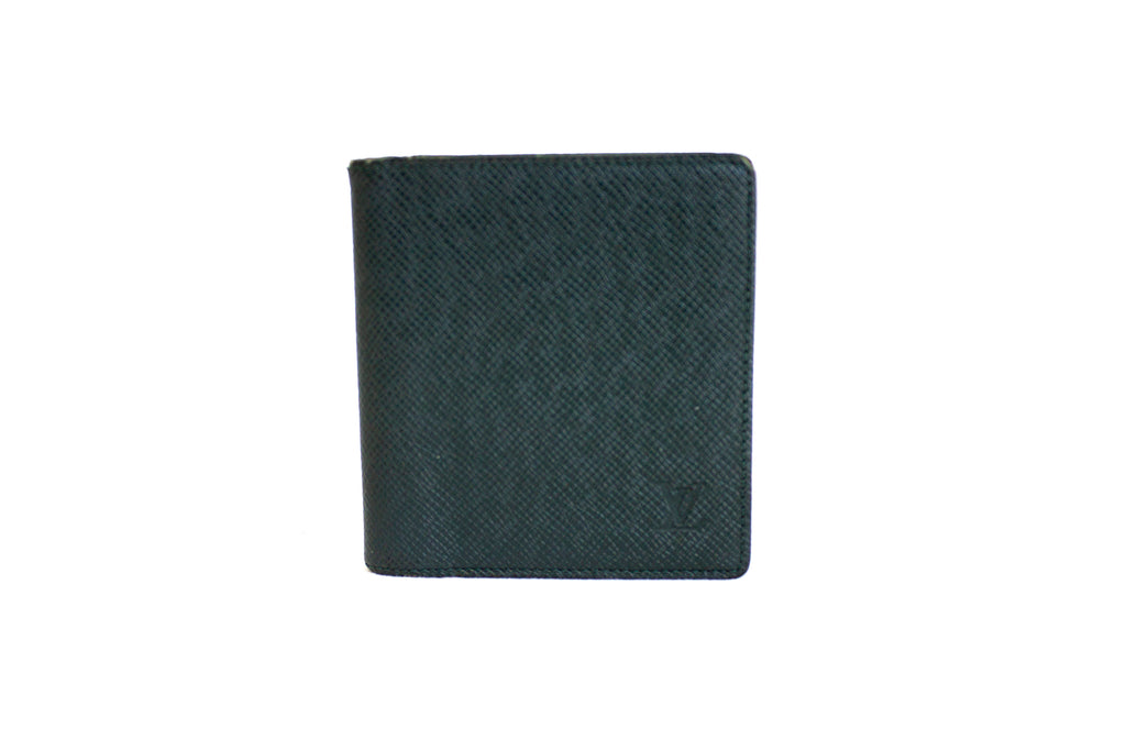 Louis Vuitton Green Epi Wallet