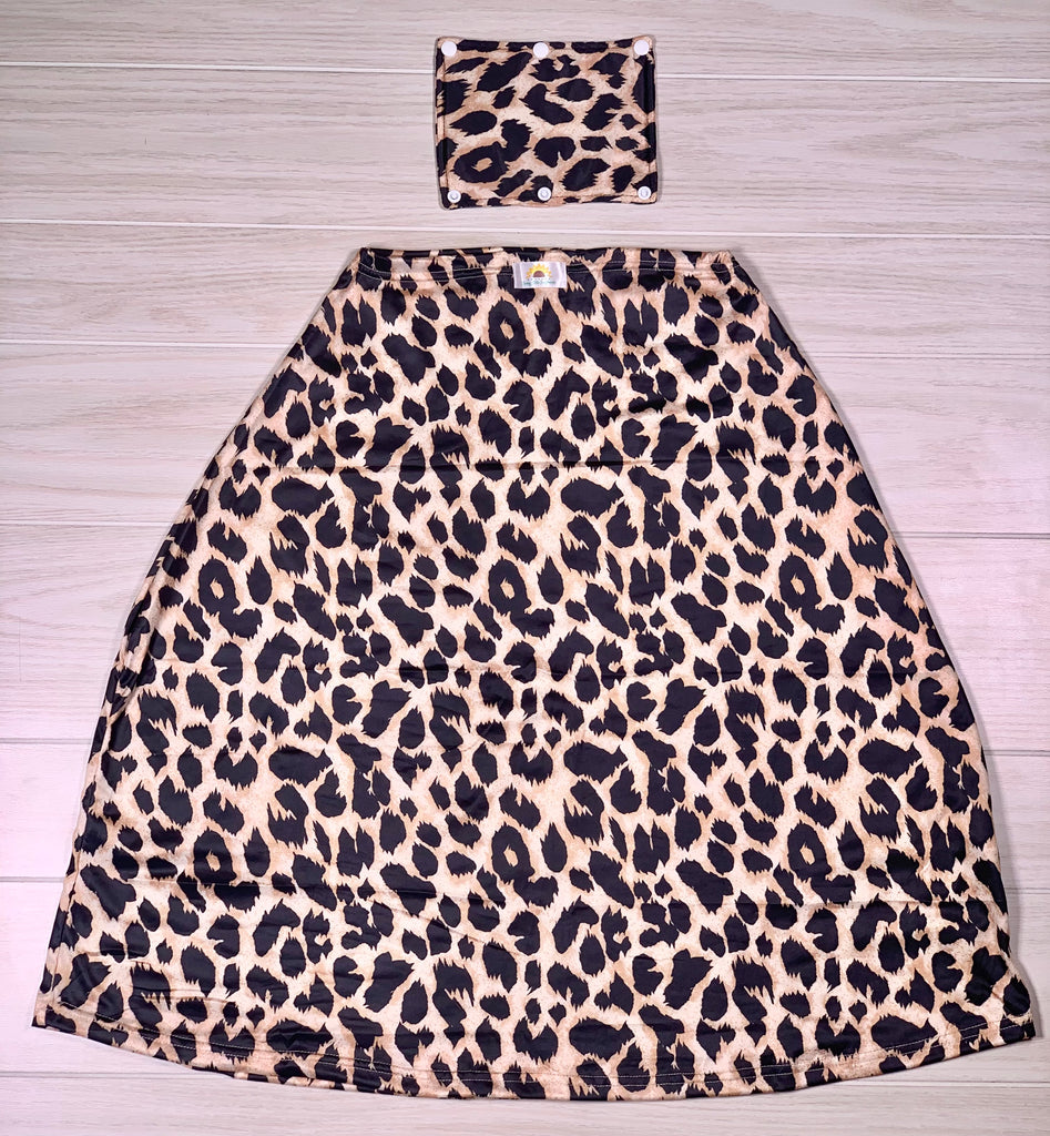 Leopard Car Seat Cover