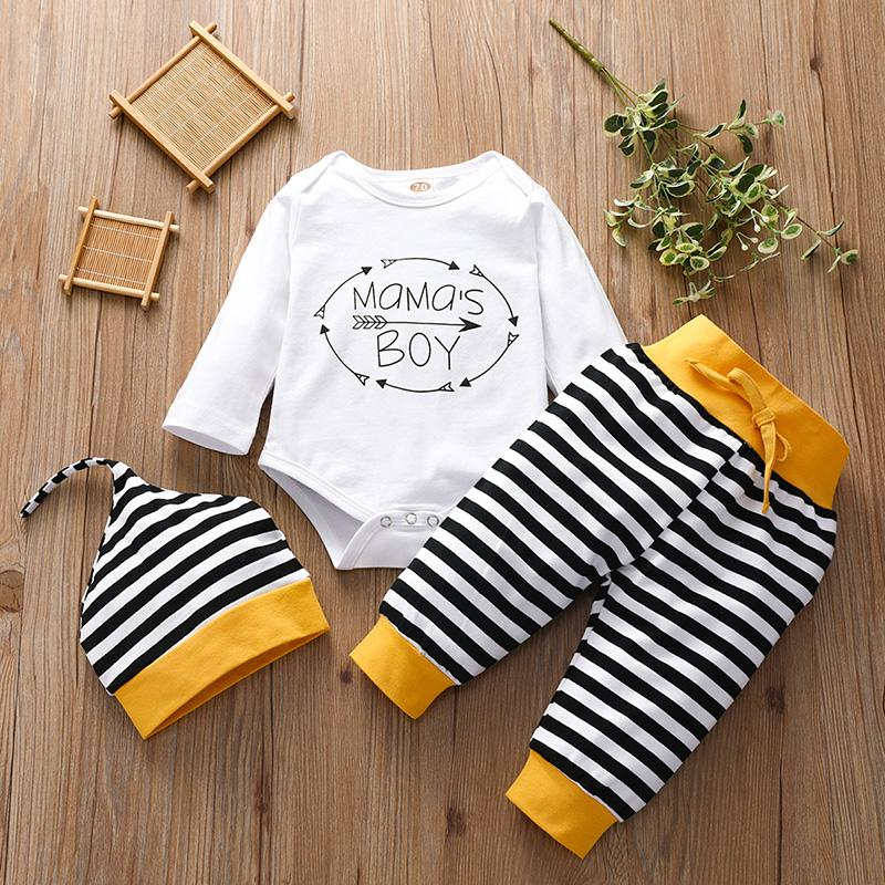 Mama's Boy 3pc Boy Set