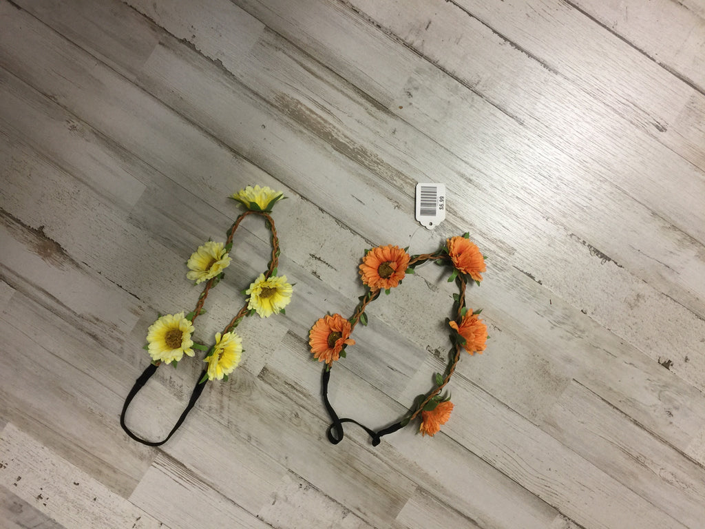 Small Sunflowers Headband