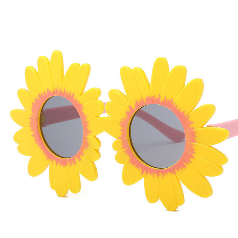 Sunflower Sunglasses - Sassy Little Sunflower