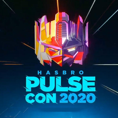 Hasbro Pulse Con 2020 toys and collectibles for sale